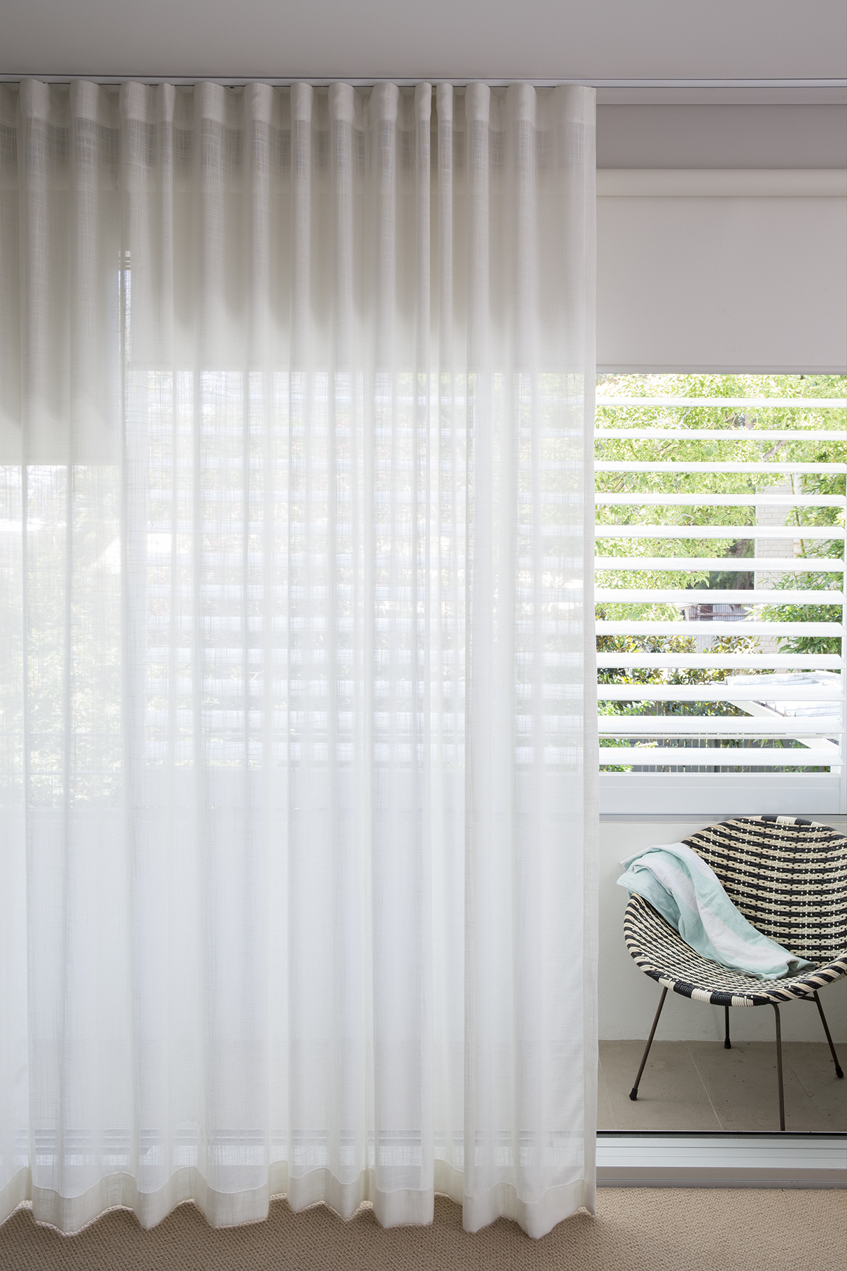 Interior design curtains blinds shutters and awnings sydney shakespeare design - Curtains designs images ...
